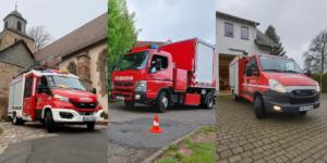 6 neue Einsatzfahrer – Stadt Waldeck investiert in Ausbildung von Feuerwehrführerscheinen