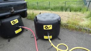 Weiterhin gut gerüstet für das Heben von Lasten – Luftheber im HTLF ersatzbeschafft