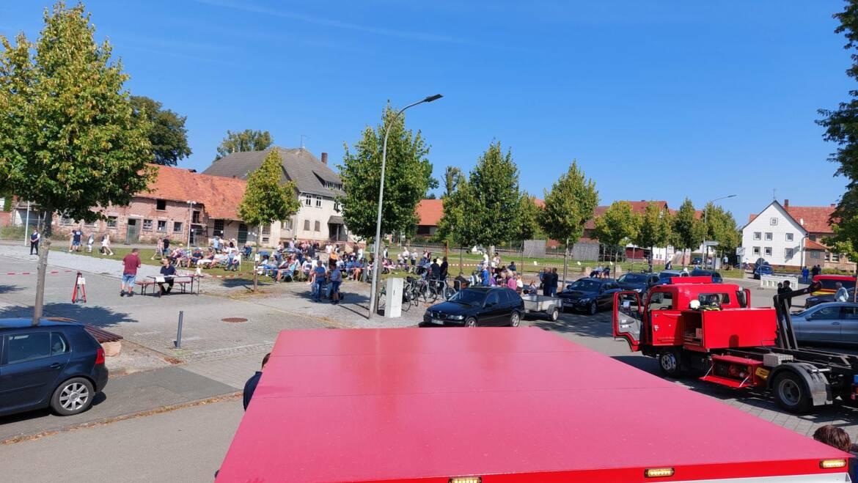 Waldecker Feuerwehren spenden für Flutopfer