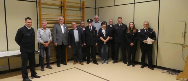 Jahreshauptversammlung 2020 der Freiwilligen Feuerwehr Höringhausen e.V.